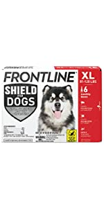 XL Frontline Shield For Dogs