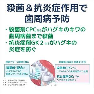 GUM ガム 電動ハブラシ 電動 歯ブラシ 歯磨き粉 歯磨き ハミガキ デンタル ジェル