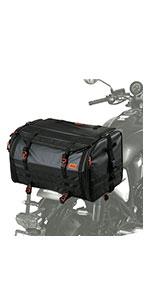 キャンプツーリングシートバッグ DBT523-BK