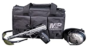 glock, uncle mikes,makershot, carry pro, 3 active handgun range case, handgun range case, handgun