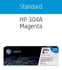 Amazon.com: HP 304 A (CC533 A), color magenta original ...