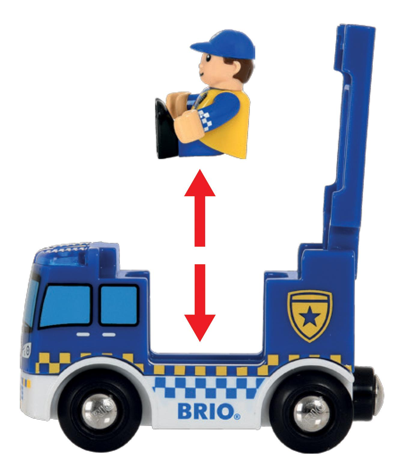 brio world police station toys games. Black Bedroom Furniture Sets. Home Design Ideas
