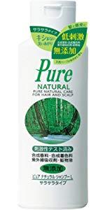 Pure NATURAL(ピュアナチュラル) シャンプー L(サラサラタイプ) 300ml