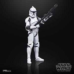 Star Wars The Black Series Phase I Clone Trooper