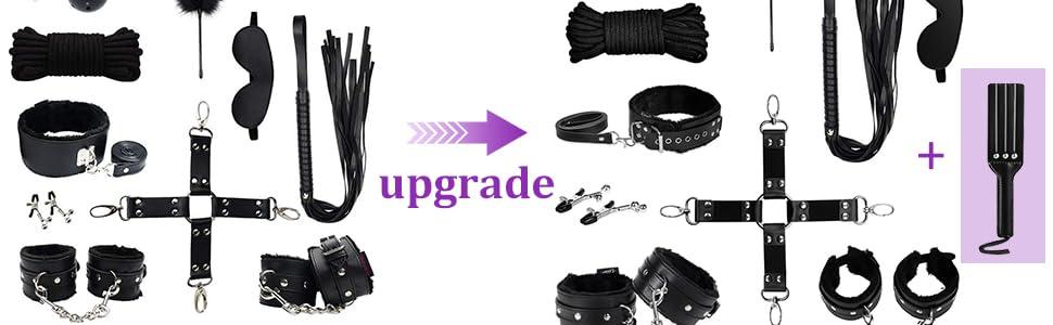 Leather Bondage Sets
