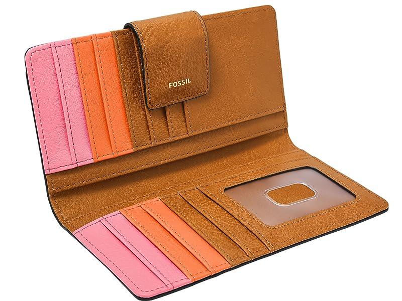 fossil women's wallet