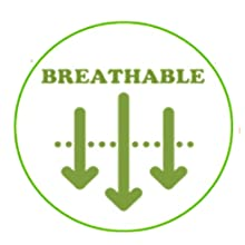 Breathable glove
