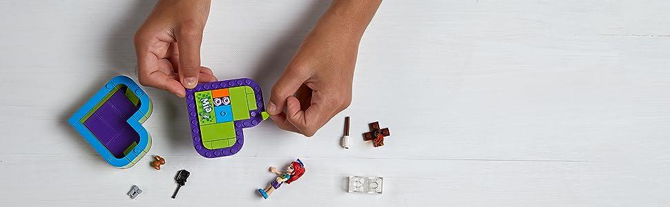 LEGO, Friends, box, toy