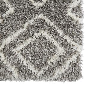 geometric rug,
