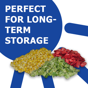 long term storage, Mother Earth Products
