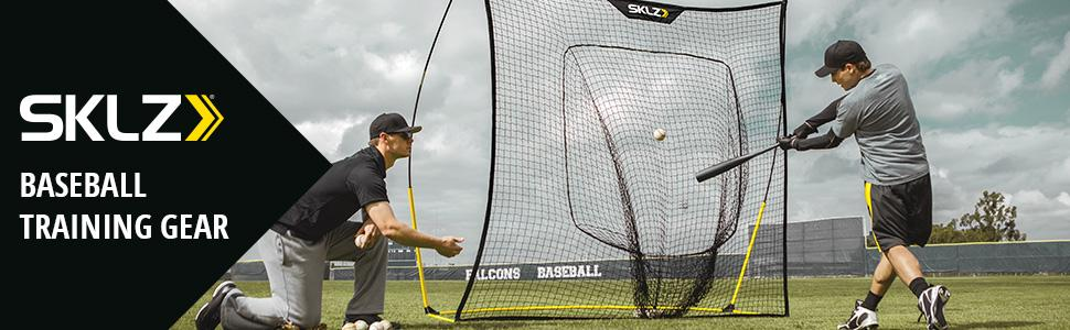 Sporting Goods Collection Here Sklz Hit-a-way Pts Portable Baseball Swing Batting Trainer System 2 Trainer Bal Cheapest Price From Our Site Other Baseball Training Aids