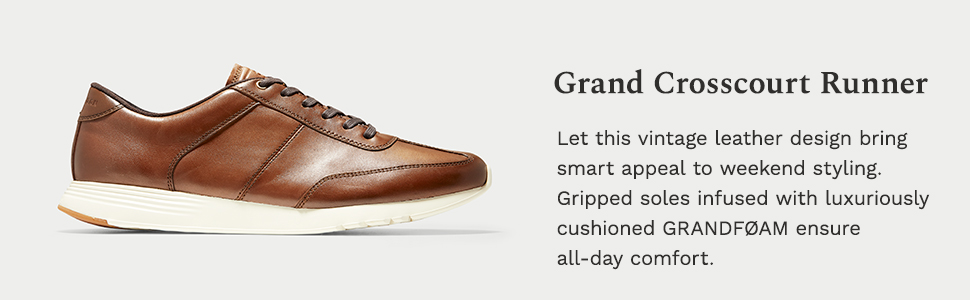 Grand Crosscourt Runner Sneaker Shoes