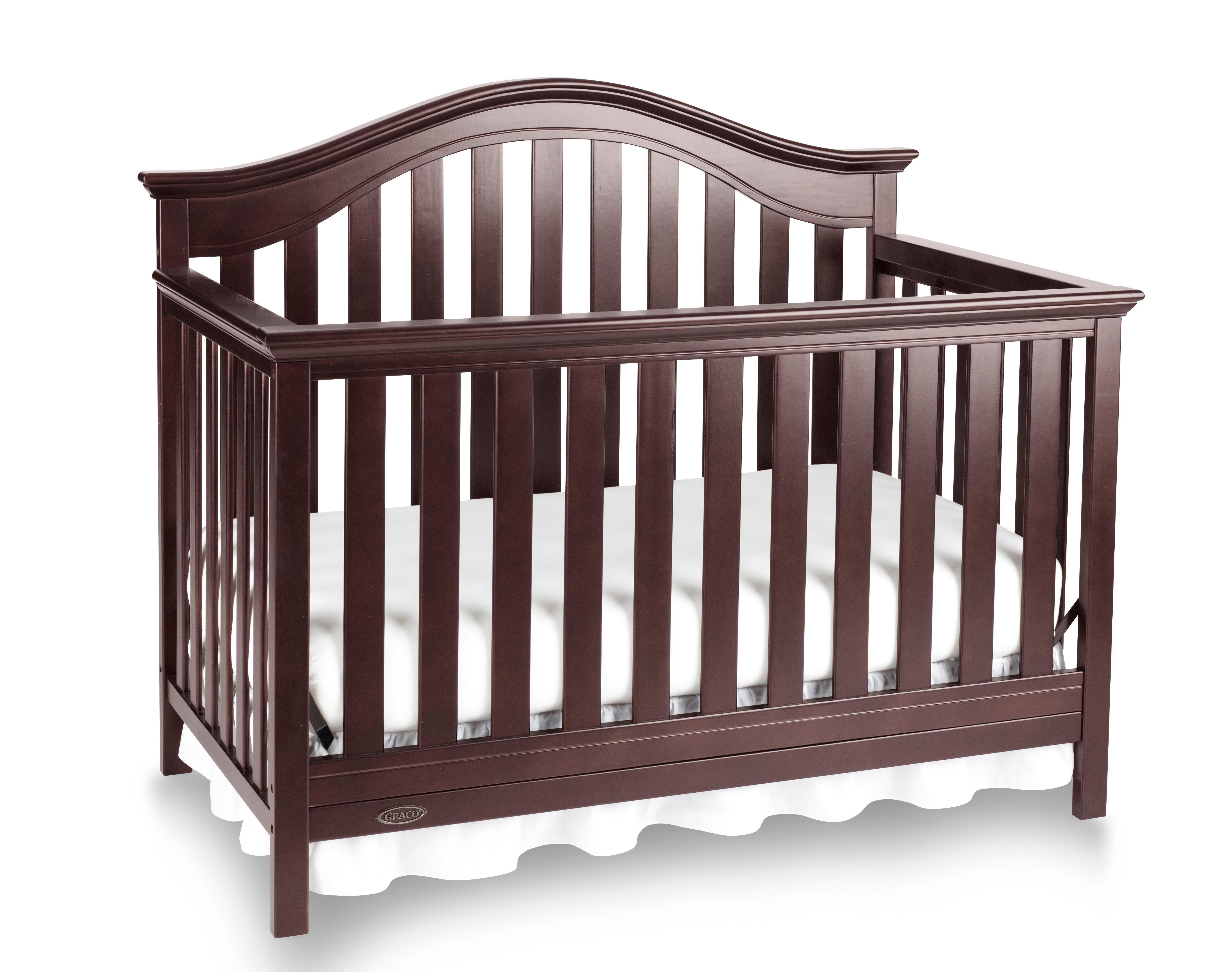 Amazon.com : Graco Bryson 4-in-1 Convertible Crib ...