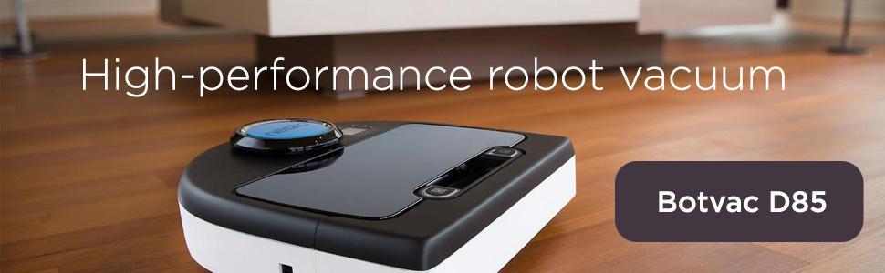 Neato Robotics Botvac D75 Robot Vacuum 0 7 Litre 43 W
