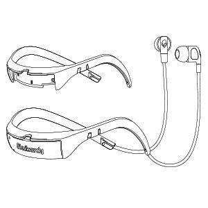 skullcandy headphones bluetooth wireless with collar