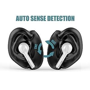 Auto-sense, TWS