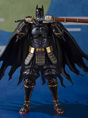 Amazon.com: Bandai Tamashii Nations Ninja Batman Figura de ...