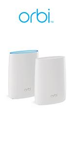 Amazon com: NETGEAR Orbi Ultra-Performance Whole Home Mesh