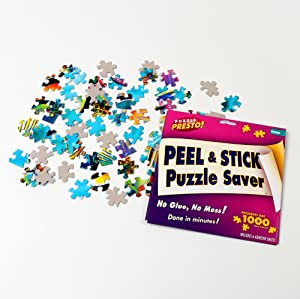 save your finished puzzle with puzzle presto