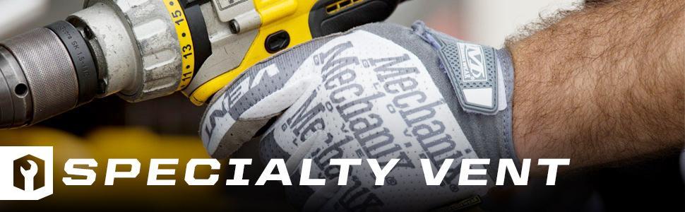 mechanix wear, mechanix gloves, vented gloves, vent gloves, summer gloves, mechanic work gloves
