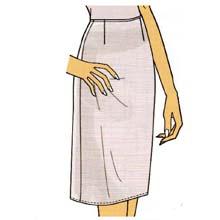 Altering a pattern, alterations, custom fit, garment