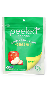 organic dried fruit apple