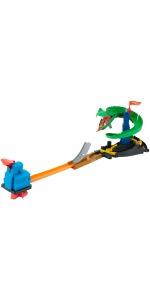 Hot Wheels City Cobra Crush Play Set