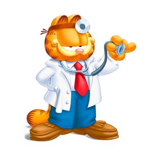 Veterinary backed catlitter; healthy cat litter; Garfield Cat Litter