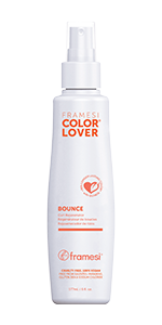 Framesi Color Lover Bounce, Curl Rejuvenator, Rejuvenate & redefine curls, smooths hair