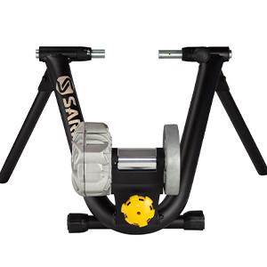 Saris Fluid2 Trainer front