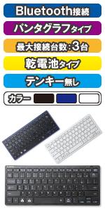 Bluetooth キーボード