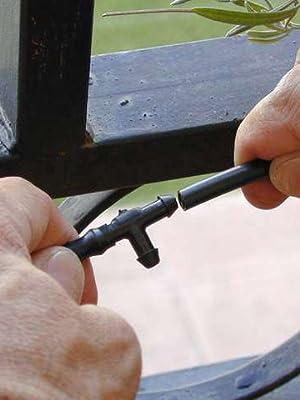 S&M 010460 16 mm para riego por Goteo, blíster de 10 Unidades ...