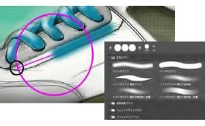 画像補正から加工、Webデザインまで対応した、画像編集ツール。サポートも充実しており、初心者からプロまで、充実した新機能によりイメージ通りの表現が可能。