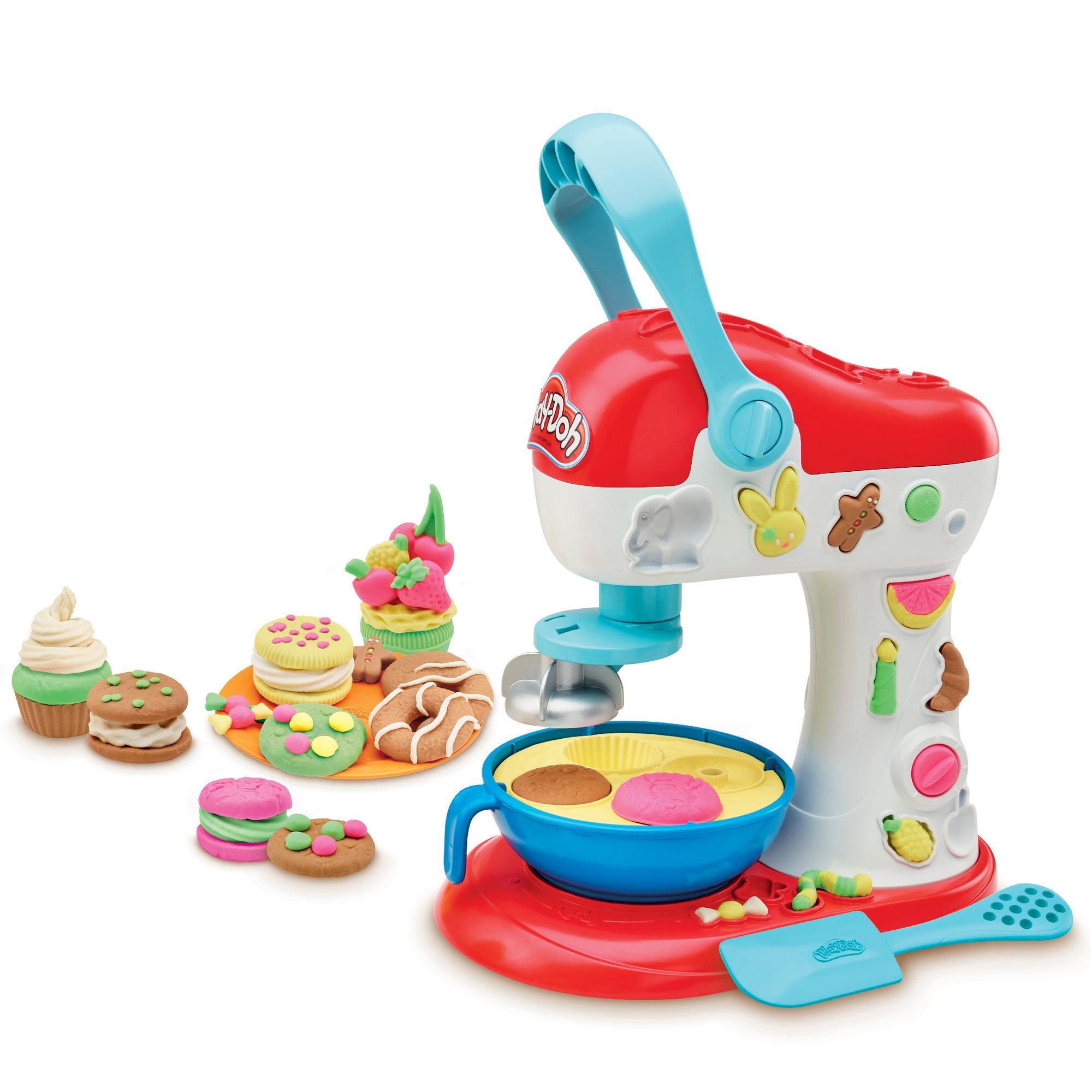 play doh treats mixer arts and crafts dough amazon canada. Black Bedroom Furniture Sets. Home Design Ideas