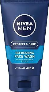 mens face wash; mens face wash gel; mens face cleanser; face wash; gel wash; mens skincare; mens