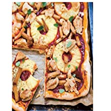 DK, Books, Vegan, Baking, Easy Vegan Baking, Daniela Lais, Hawaiian Pizza