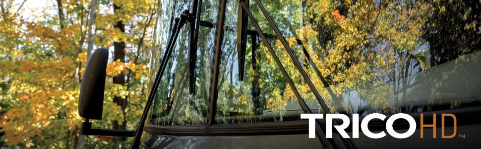 TRICO Heavy Duty Wiper Blades: Trucks, RV's, Buses