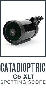 Amazon.com : Celestron C5 Spotting Scope, 52291 : Camera & Photo on