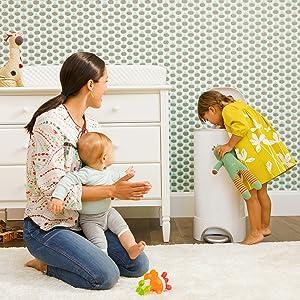 Diapering & Nursery