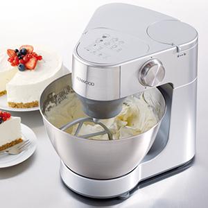 Kenwood Prospero KM286 Robot de cocina, 900 W, velocidad variable, bol de 4.3 L, 3 herramientas de mezclado y amasado, incluye paquete de accesorios: Amazon.es: Hogar
