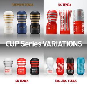 CUP Series VARIATIONS