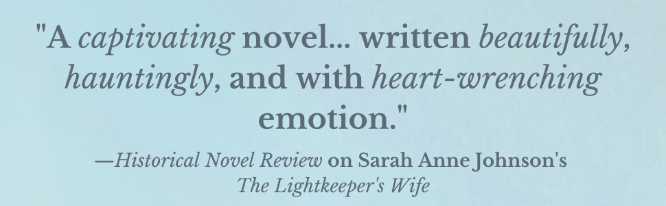 """""""A captivating novel...written beautifully, hauntingly, and with heart-wrenching emotion"""""""