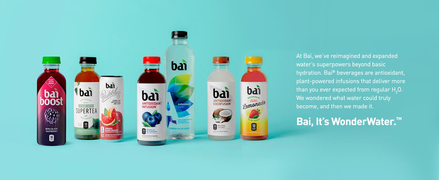Bai, It's WonderWater.