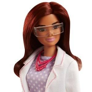 Muñeca Barbie Científica
