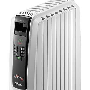 portable oil heater delonghi
