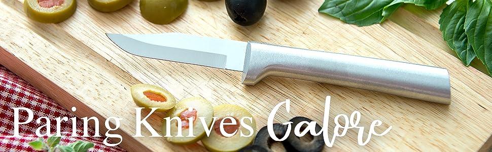 rada cutlery paring knives galore gift set