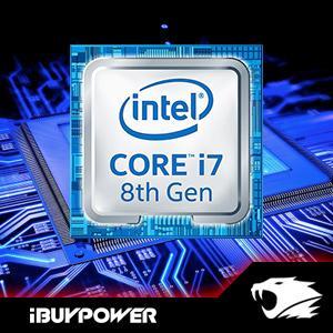 iBUYPOWER Gaming PC Desktop i7-8700K 6-Core 3 7 GHz Processor, NVIDIA  GeForce GTX 1070 Ti 8GB, Z370 Motherboard, 16GB RAM, 1TB Hard Disk Drive  240GB
