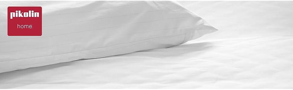 Protector de colchón acolchado de fibra antiácaros