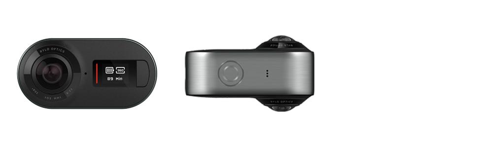 rylo 360° action camera