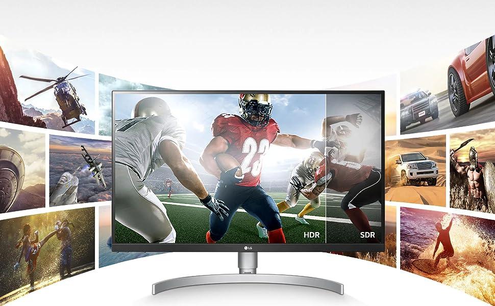 uhd monitor, computer monitor, lg monitor, 4K monitor, 27ul850